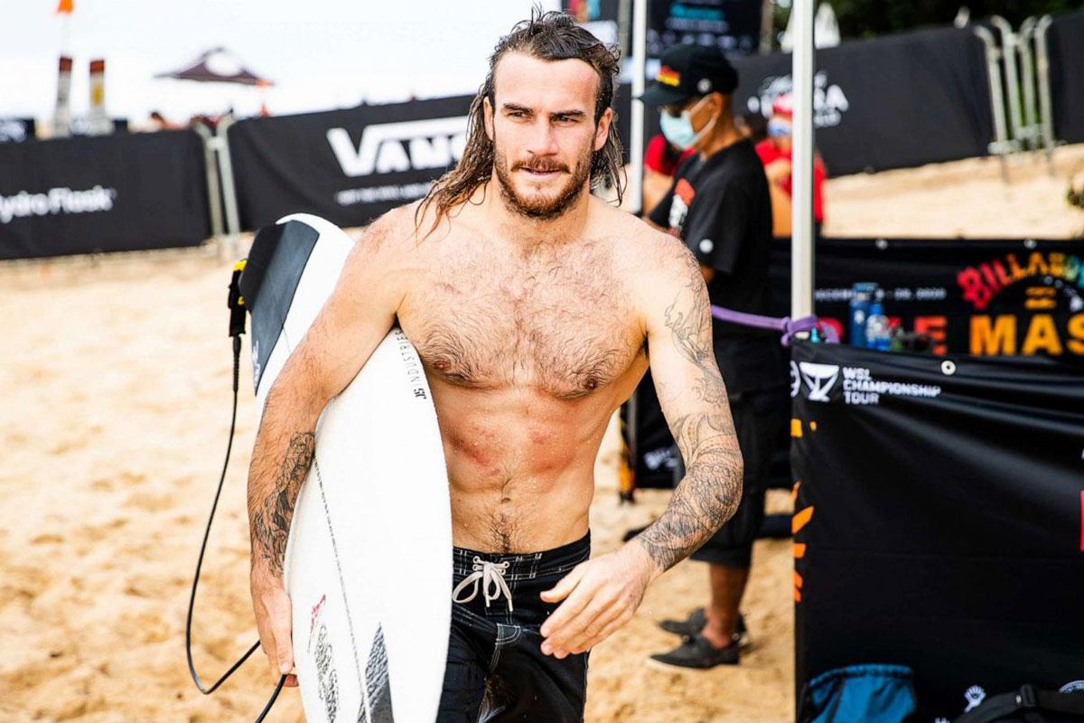 Australian Surf Hero Sparks 'Mullet Renaissance' After Brave Rescue Goes Viral