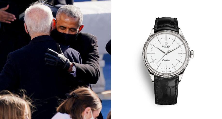 Barack Obama Spotted Wearing The Most Unloved & Misunderstood Rolex Ever