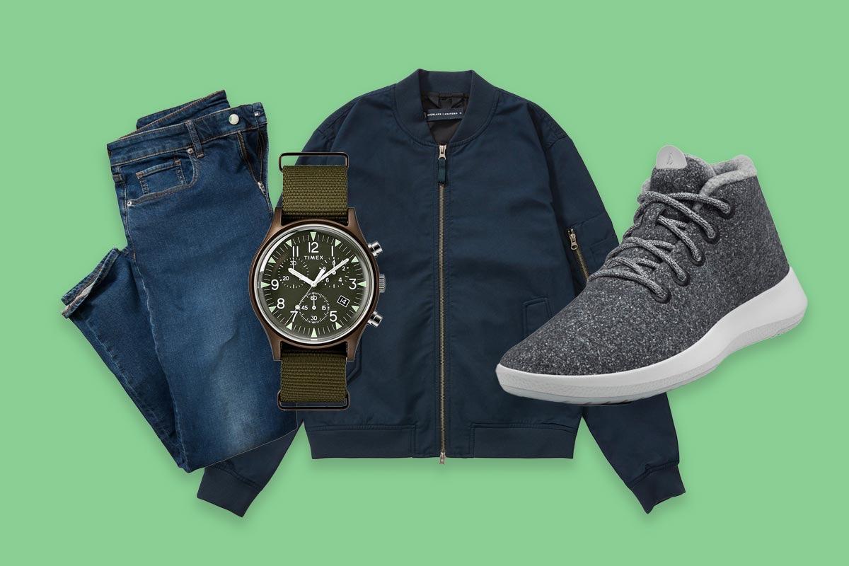 12 Handsome Spring-Ready Menswear Essentials For Under $100