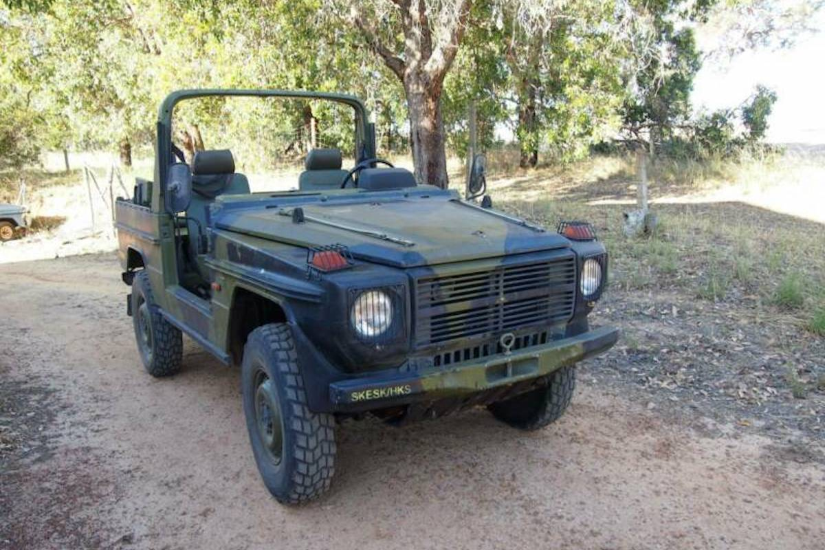Australia's Cheapest G-Wagen Now Up For Sale In Perth...But There's A Catch