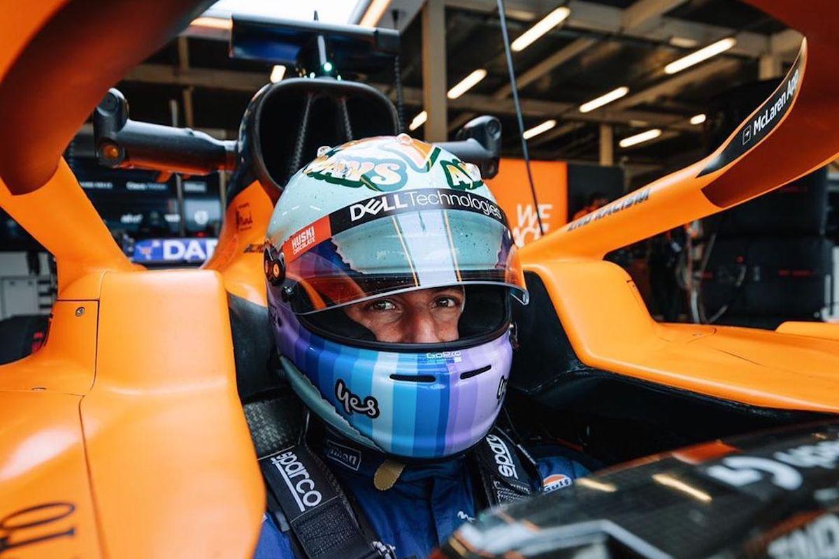 Daniel Ricciardo's Awkward Car Seat Problem Something Every Man Can Relate To