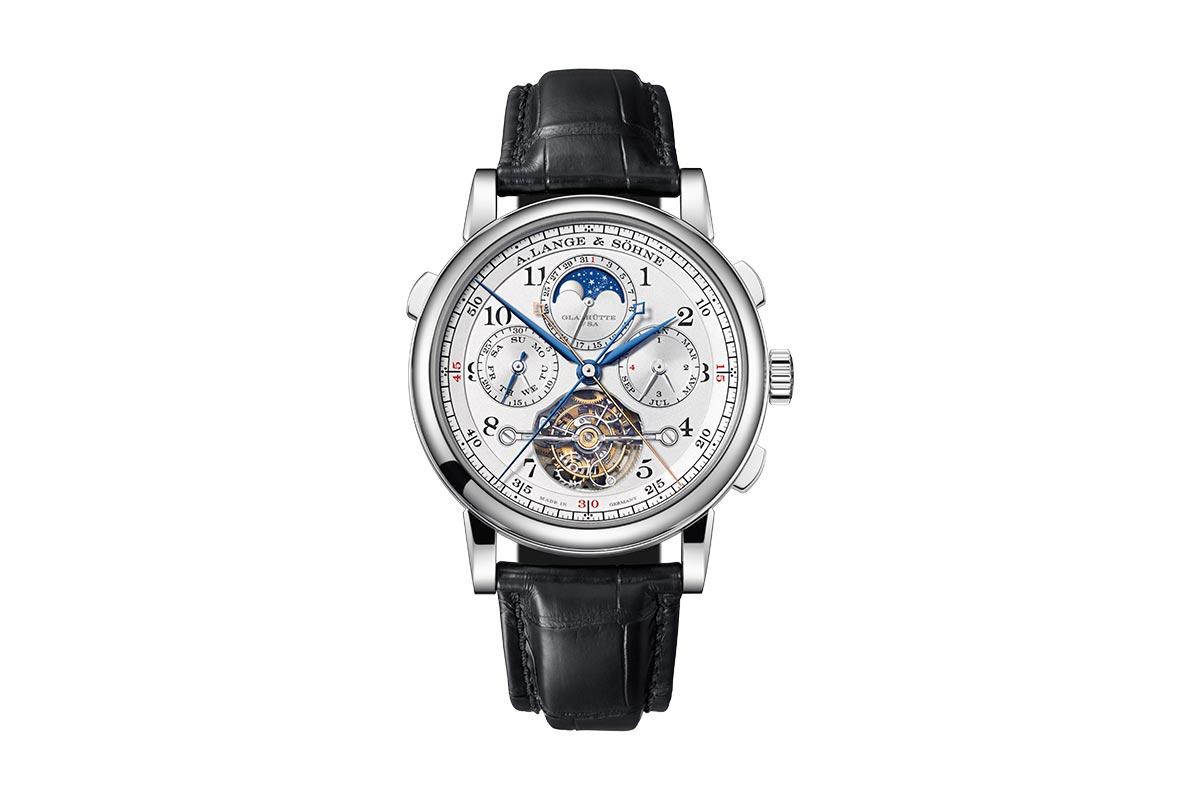 """1815 Tourbograph Perpetual """"Pour le Mérite"""" Platinum"""