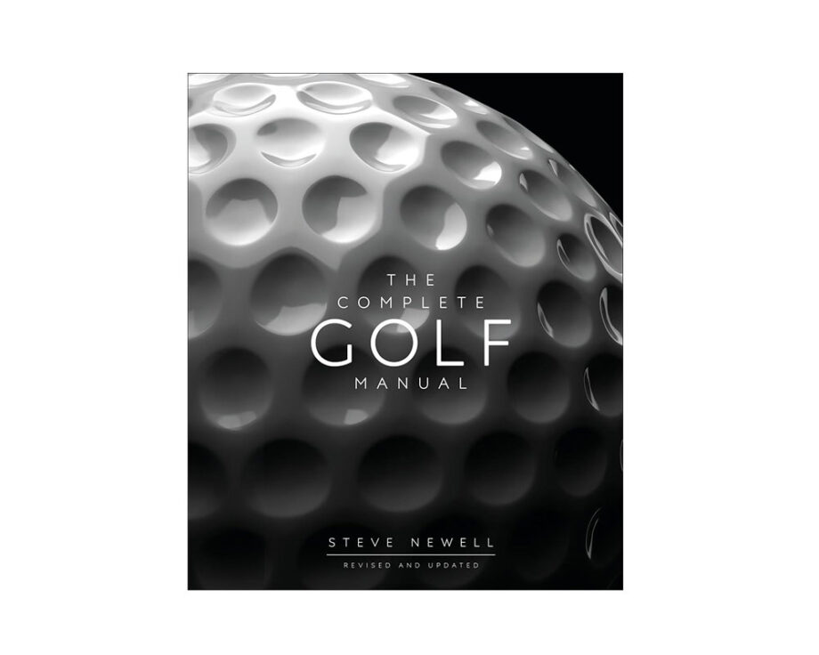 Bookshop The Complete Golf Manual