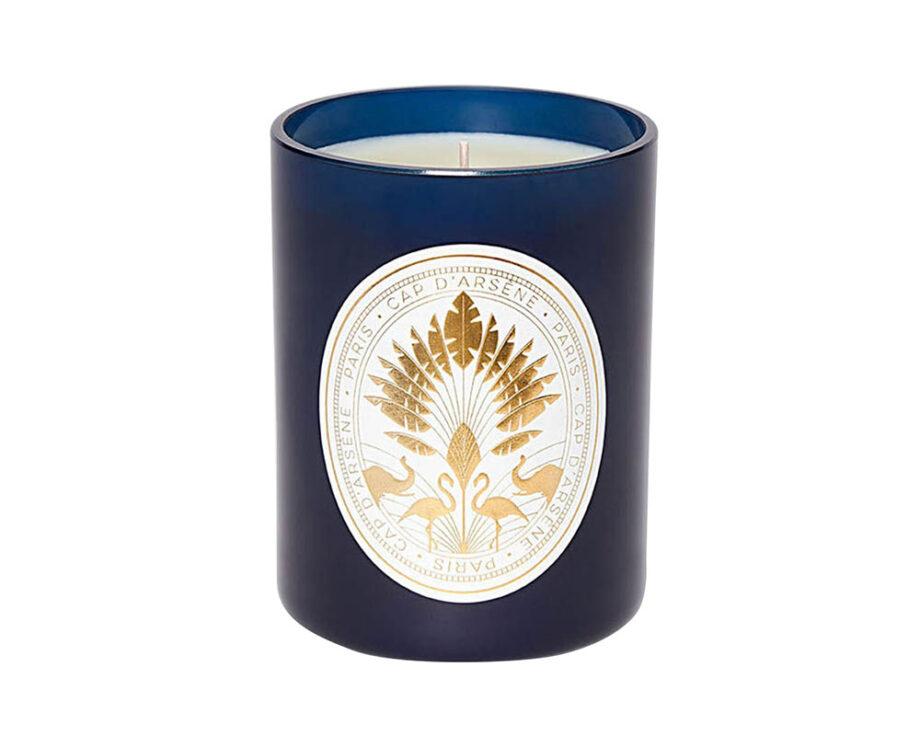 Cap dArsène Sable Cypres Candle