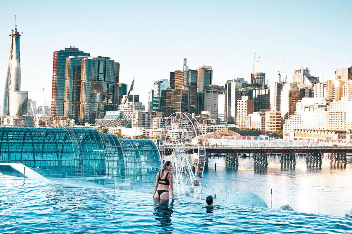 'Halycon Days': Australians Revel In Rare Domestic Travel Opportunity