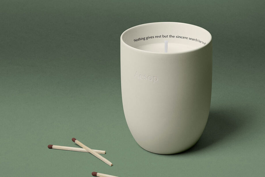 Aesop Candle