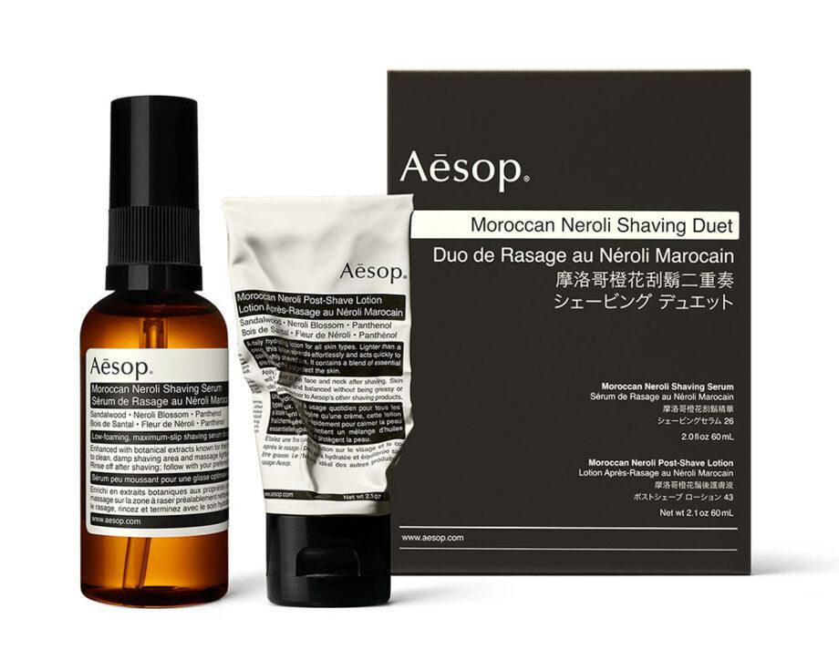 Aesop Razor Shaving Kit