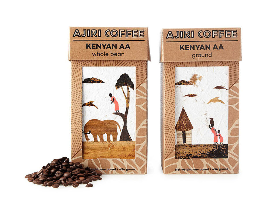 Ajiri Coffee Beans