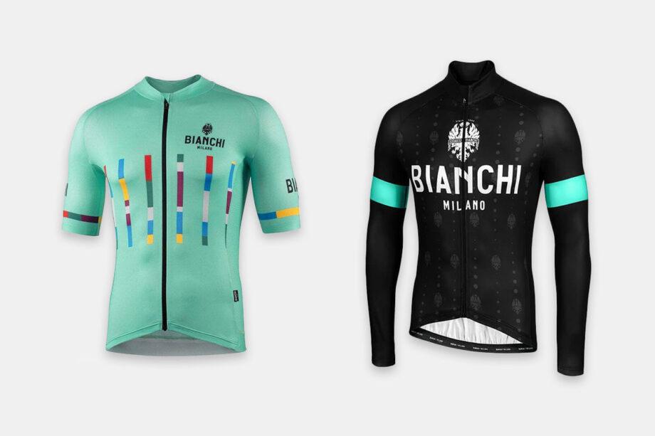 Bianchi Milano cycling brand