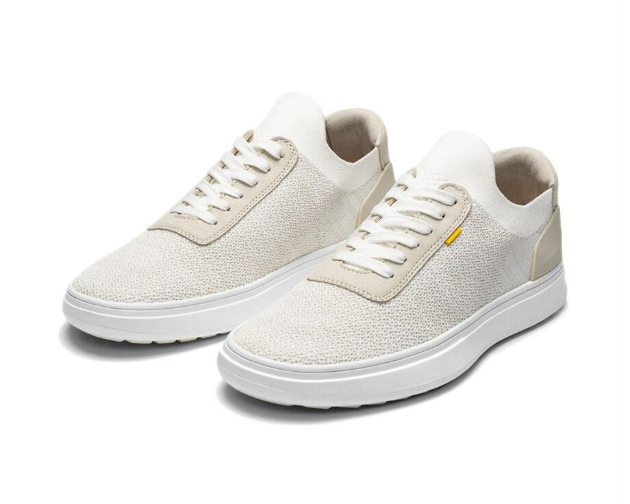 Casca White Shoes
