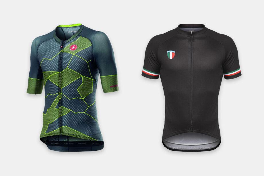 Castelli cycling brand