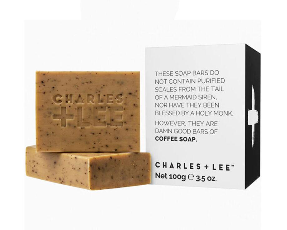Charles & Lee Coffee Soap