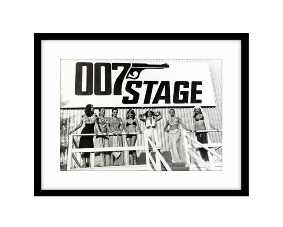 DMARGE Bond Girls Artwork