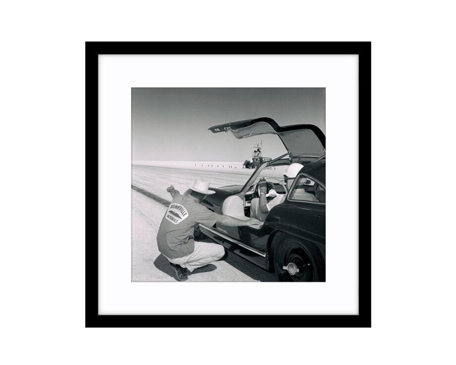DMARGE Bonneville Speedway Artwork