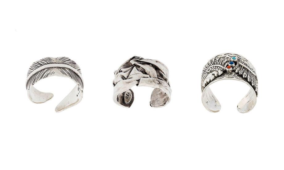 Gas Bijoux Ring