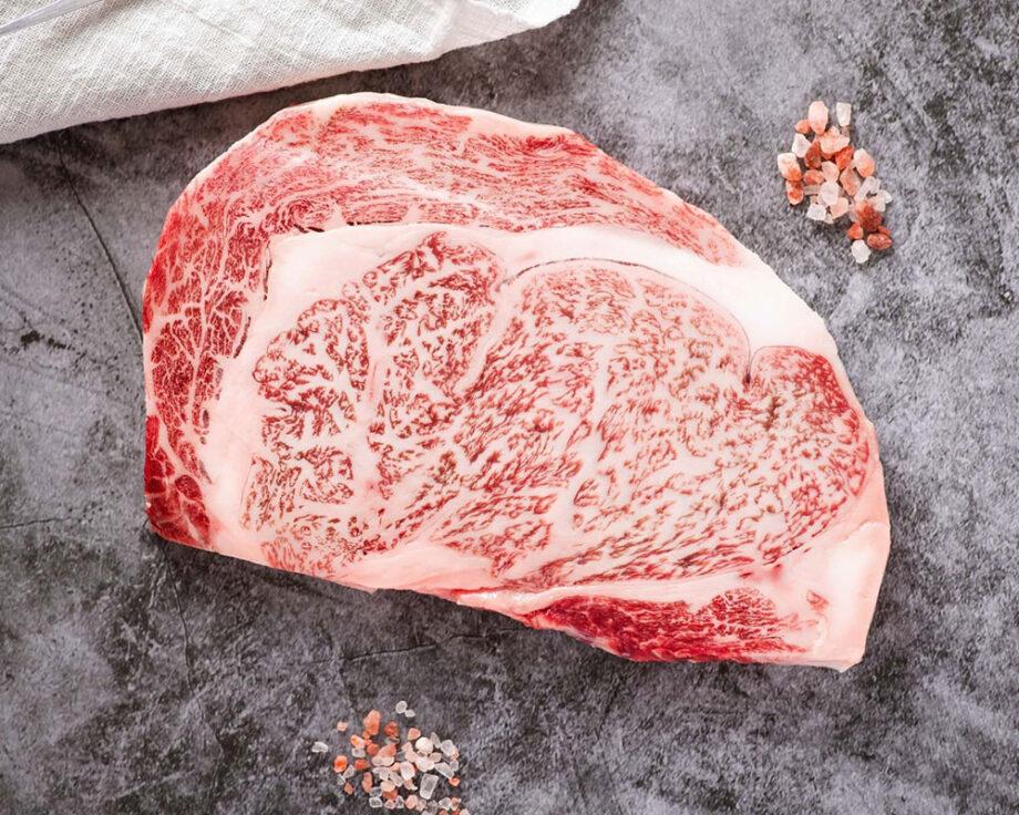 Japanese Beef Wagyu Ribeye