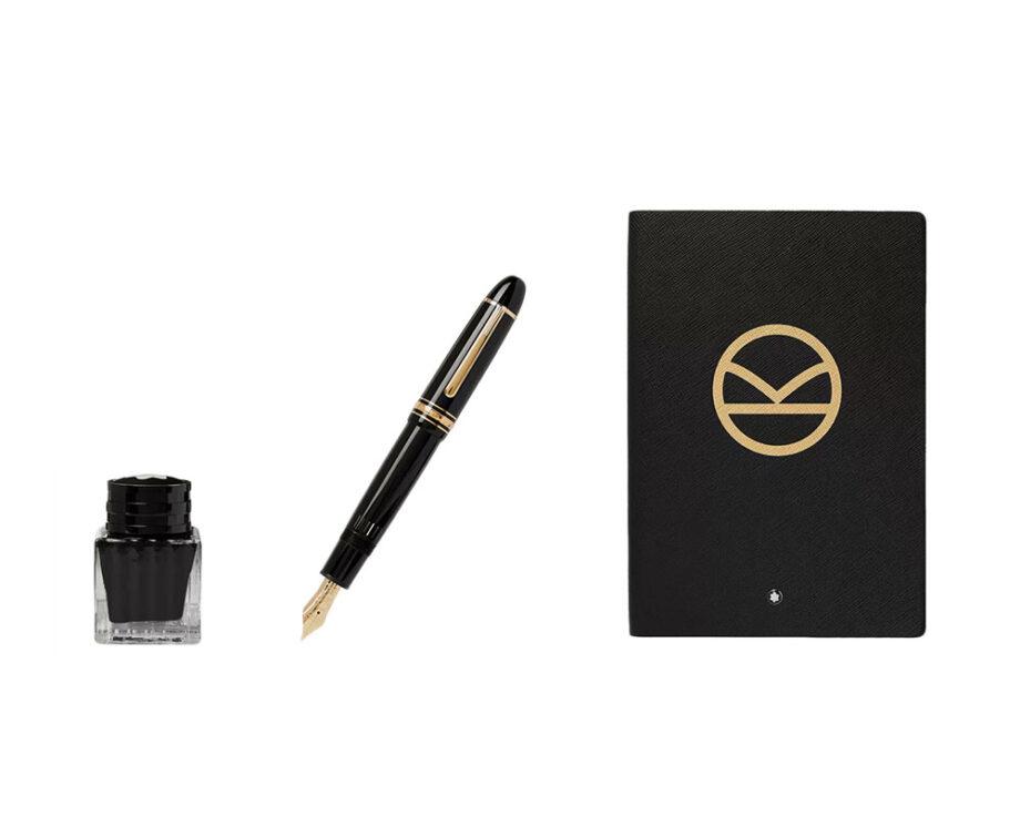 Kingsman & Montblanc Writing Set