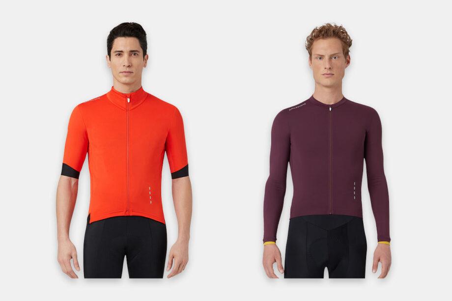 La Passione cycling brand