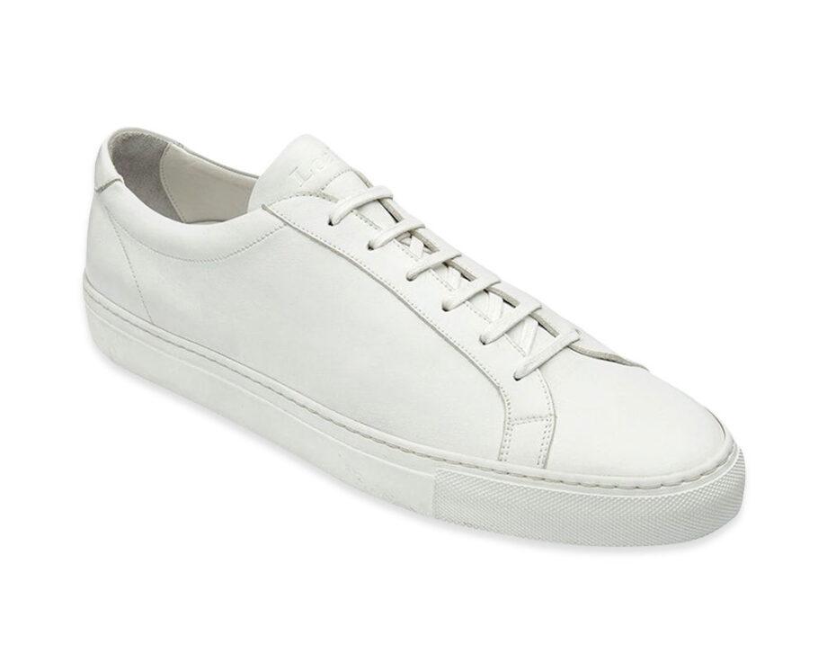 Loake White Shoes