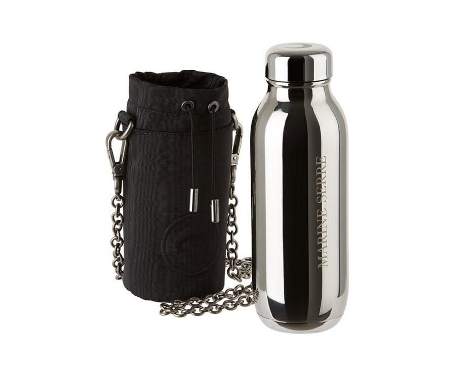 Marine Serre Water Bottle & Bag