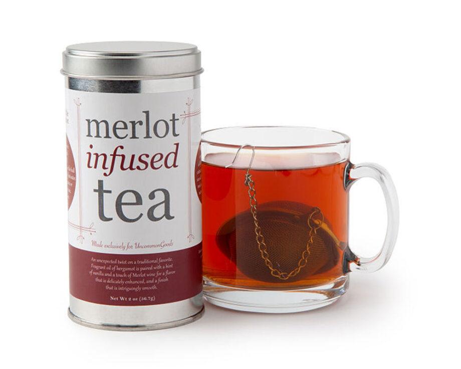 Merlot Infused Tea