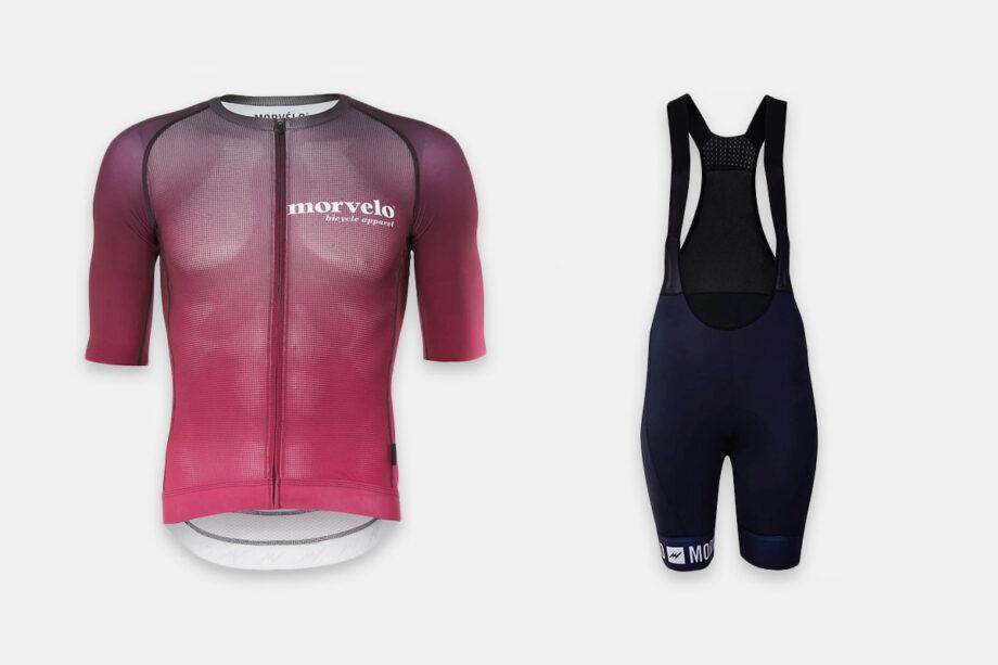Morvélo cycling brand