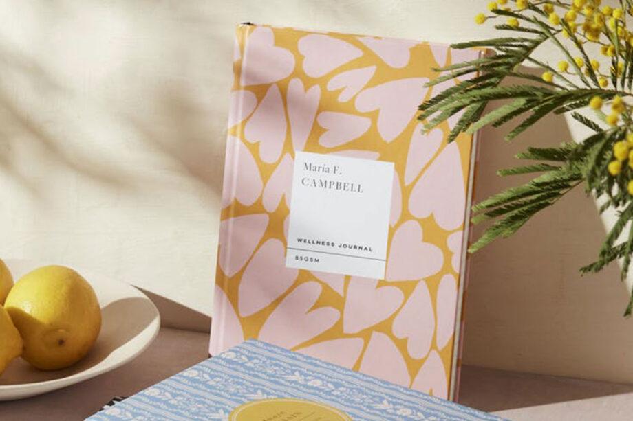 Papier Personalised Notebook