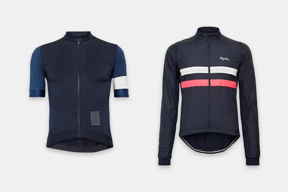 Rapha cycling brand