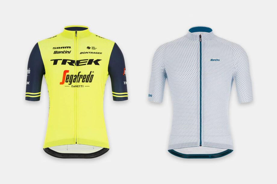 Santini cycling brand
