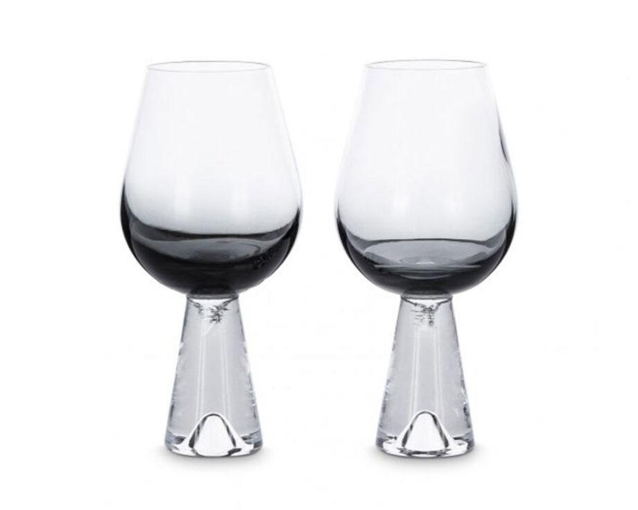 TOM DIXON Tank Set of Two Dégradé Wine Glasses