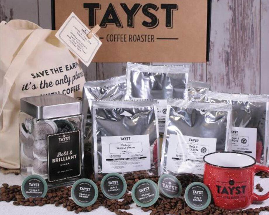 Tayst Coffee Gift Set