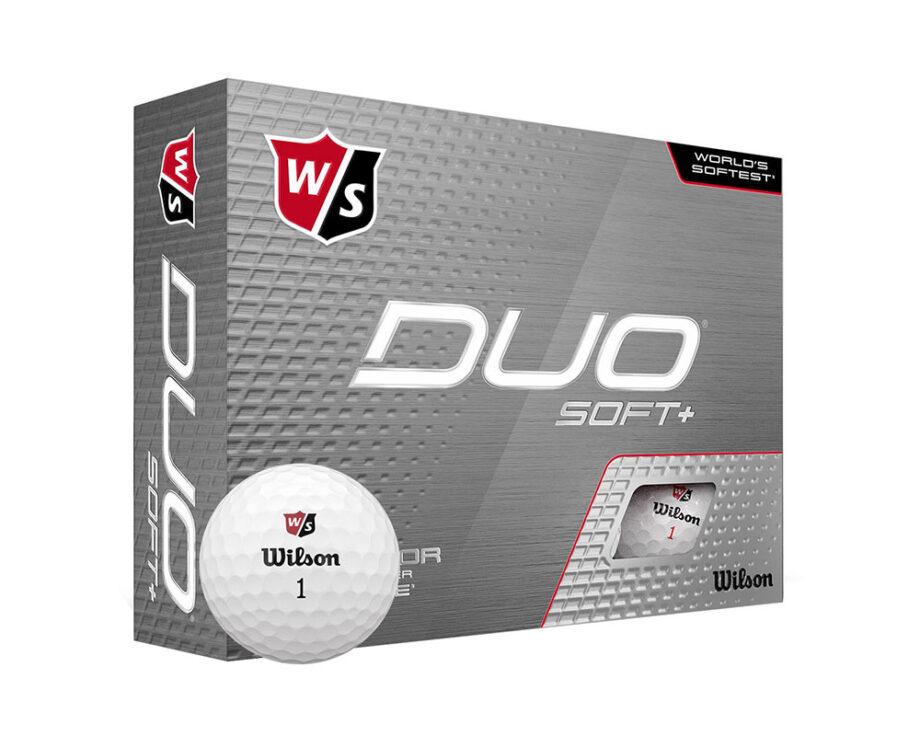 Wilson Staff duo soft golf ball