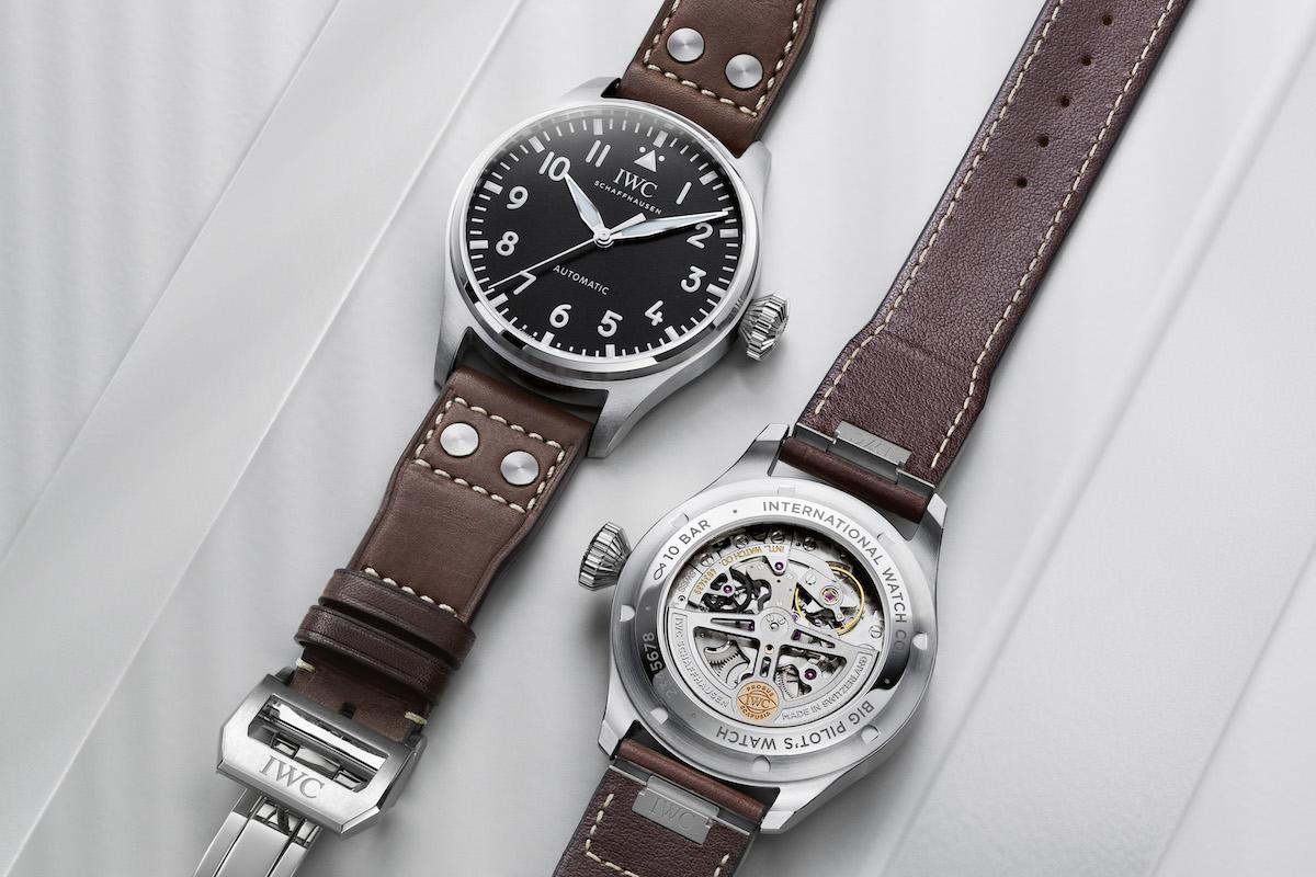 IWC Schaffhausen Unveil Biggest Change Yet To Their Most Iconic Watch