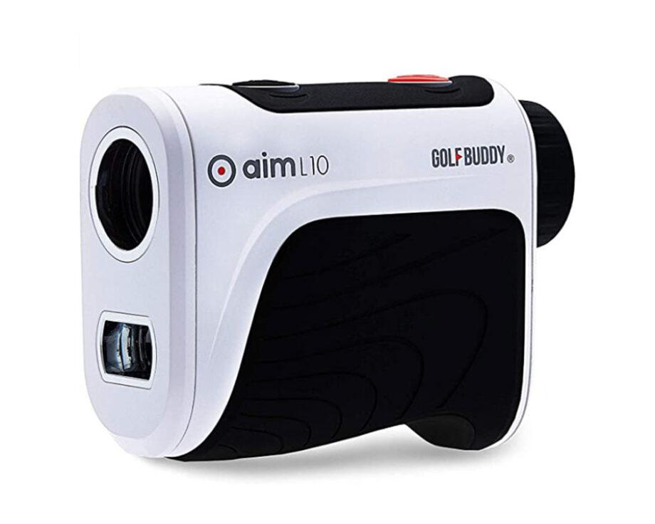GolfBuddy aim L10 Golf Laser Rangefinder