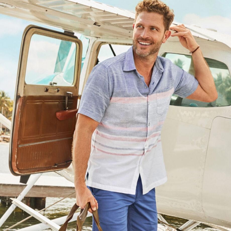 Tommy Bahama Big & Tall Shirts
