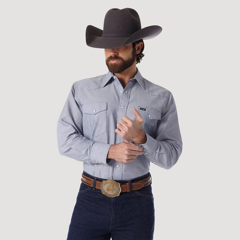 Wrangler Big & Tall Shirts