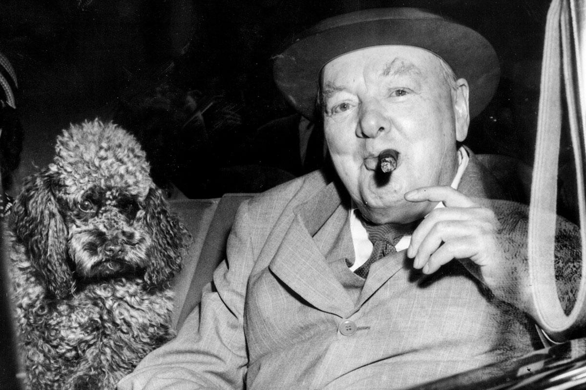 The 'Savage' Winston Churchill Nutrition Advice Every Man Needs To Hear