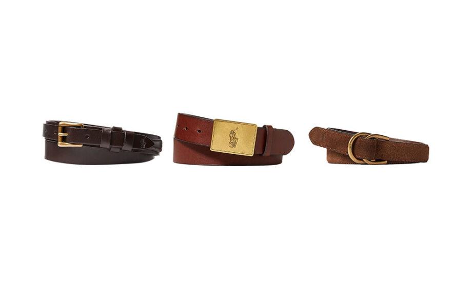 Dmarge best belts men Polo Ralph Lauren