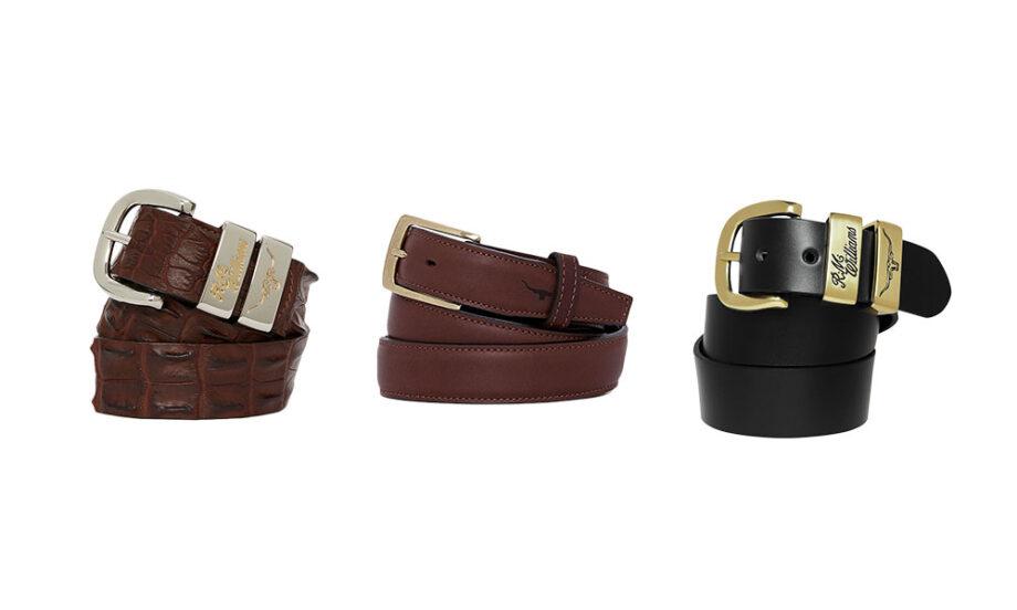 Dmarge best belts men RM Williams
