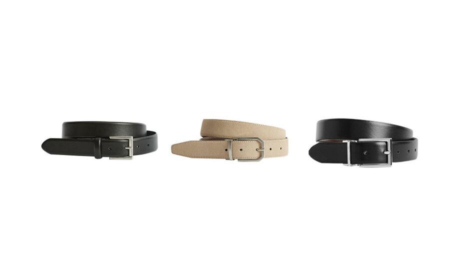 Dmarge best belts men Reiss
