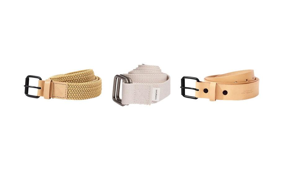 Dmarge best belts men Saturdays NYC