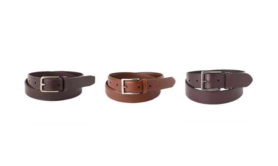 Dmarge best belts men Uniqlo