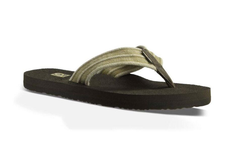 Dmarge best-flip-flops-men Teva