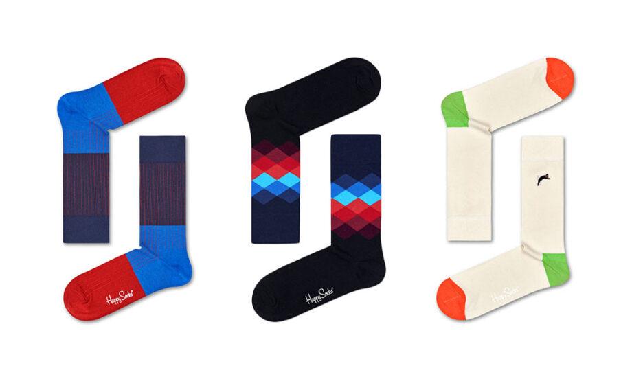 Dmarge best-sock-brands-men Happy Socks