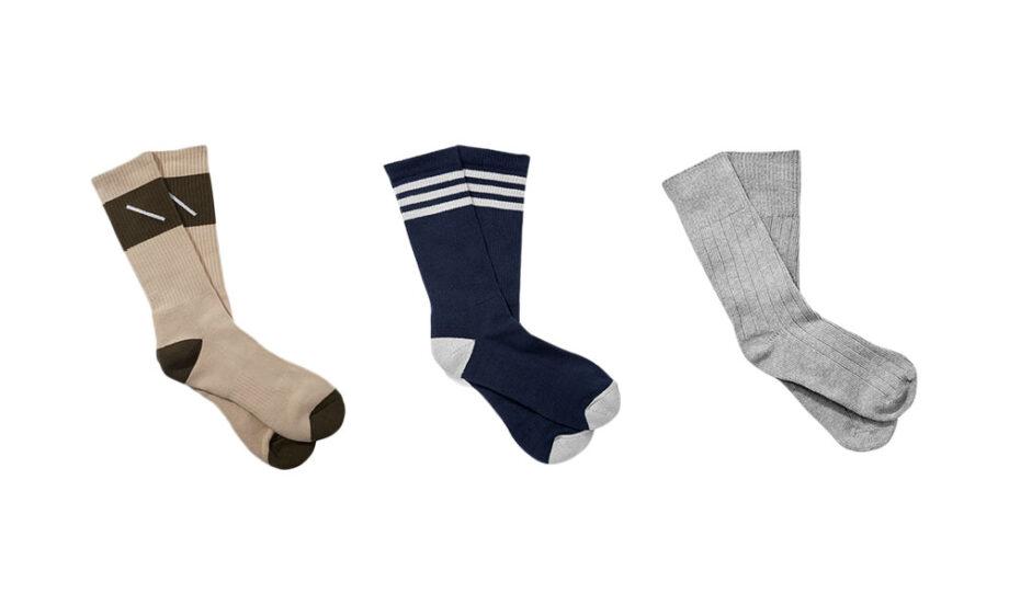 Dmarge best-sock-brands-men Saturdays NYC