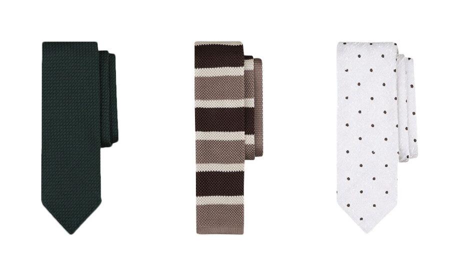 Dmarge best tie brands Drake's