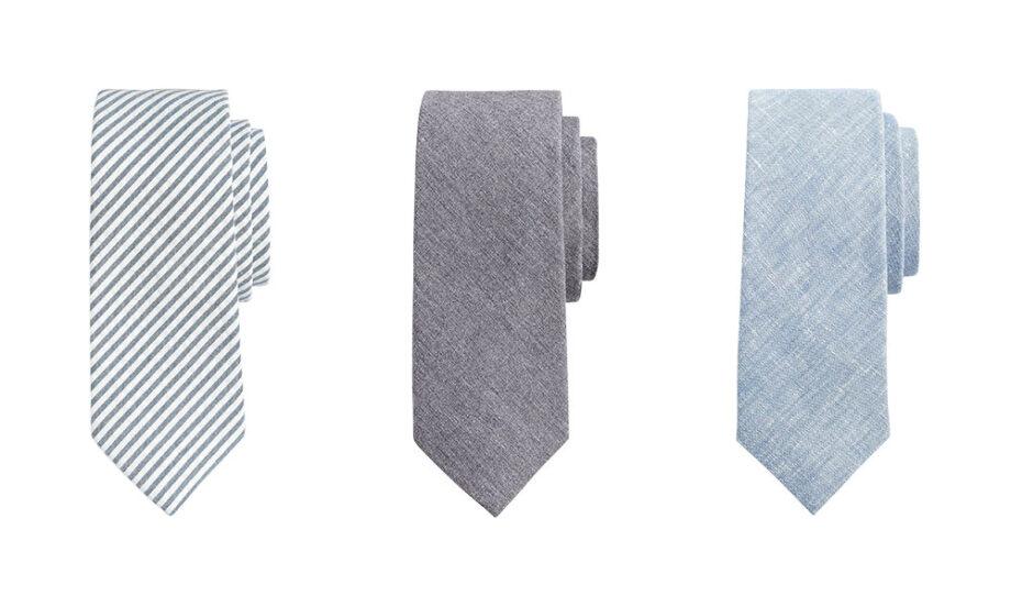 Dmarge best tie brands J. Crew