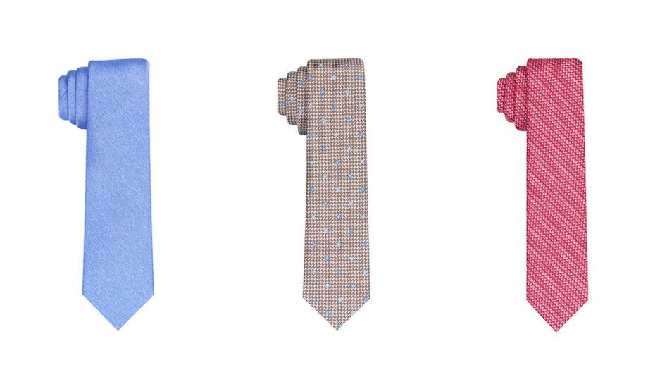 Dmarge best tie brands Perry Ellis