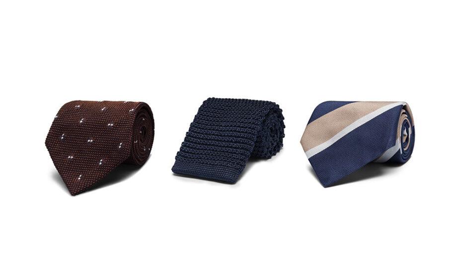 Dmarge best tie brands Suitsupply