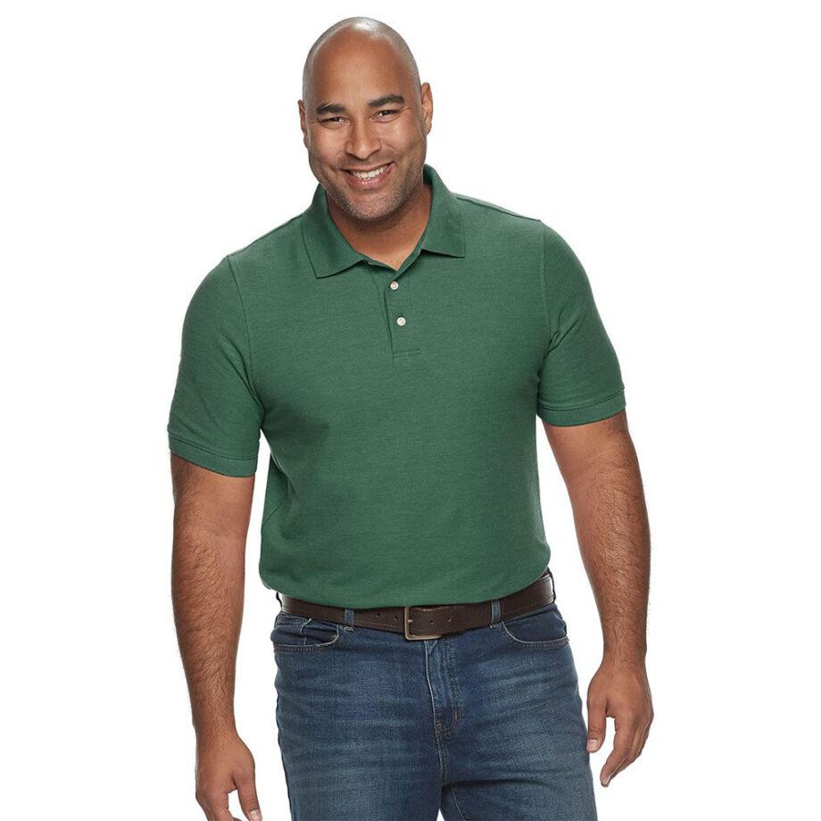 Dmarge big-tall-polo-shirts Kohls